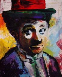 Portrait, Ausdruck, Menschen, Mann