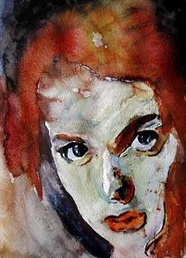 Frau, Ausdruck, Menschen, Gesicht
