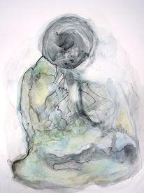 Fragil, Kind, Farben, Zeichnungen