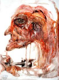 Verhängnis, Prozess, Augen, Zeichnungen