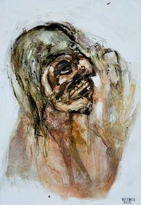 Grumme, Finger unglaublich, Erkenntnis, Malerei