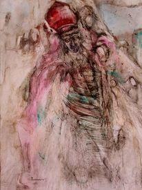 Tiere mensch, Kalt, Fremd, Malerei