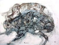 Dunkel, Hell, Signatur, Zeichnungen