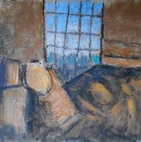 Gitter, Malerei