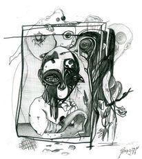 Zeichnungen, Schneckenhaus