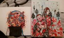 Zeichnungen, Strick,