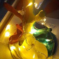 Licht, Ton, Figur, Skulptur