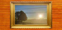 Sonnenaufgang, Früh, Nebel, Herbst