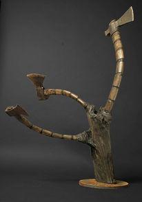 Assemblage, Objekt, Surreal, Skulptur