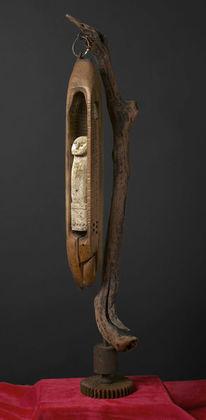 Tod, Assemblage, Objekt, Skulptur