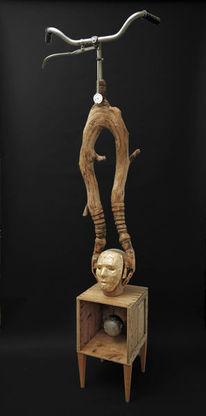 Objekt, Surrament, Skulptur, Plastik