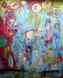 Bambi, Turnbeutelträger, Grufti, Kindertraum