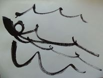 Malerei, Linie