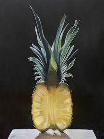 Obst, Pflanzen, Ananas, Früchte