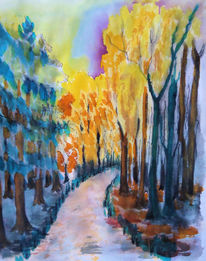Dahlem, Eifel, Herbst, Blankenheim