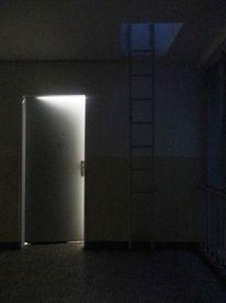 Tür, Haus, Licht, Fotografie
