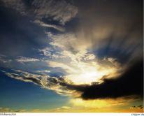 Sommer, Sonne, Wolkenschön, Wolken