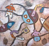 Zeitgenössisch, Tribale, Primitivism, Simbolismo