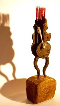 Skulptur, Lux, Plastik