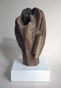 2017, Holz, Objekt, Plastik