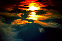 Himmel, Sonne, Luft, Licht