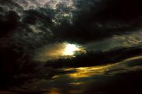 Wind, Wolken, Sonne, Himmel