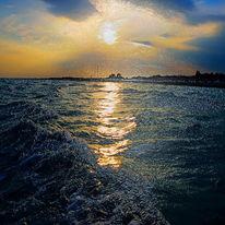 Licht, Strand, Sonne, Meer