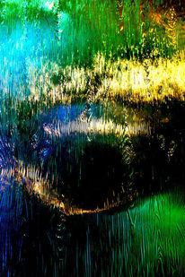 Glas, Struktur, Wasser, Licht