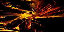 Feuer, Ofen, Glas, Hitze