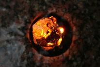 Stein, Wasser, Licht, Fotografie