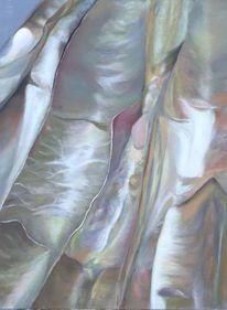Räumlichkeit, Blickwinkel, Ölmalerei, Malerei
