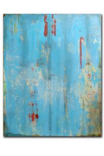 2013, Wisket, Blau, Malerei