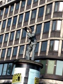 Fotografie, Statue, Scherz