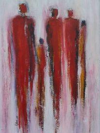 Malerei, Malen, München, Acrylmalerei