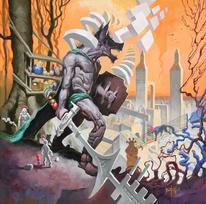 Ölmalerei, Sanat, Farben, 在歐洲藝術