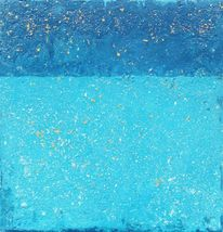 Azurblau, Meer, Blau, Cote dazur