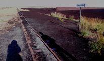 Moor, Bahnsteig, Schatten, Fotografie