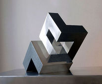 Bewegung, Skulptur, Konstruktion, Dimension