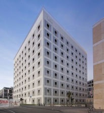 Eun young yi, Architektur, Stadtbibliothek stuttgart, Fotografie