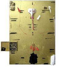 Gold, Weisse maske, Ehre, 2014