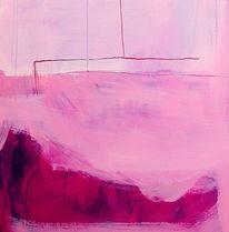 Pink, Sommerhusche, Rosa, Malerei