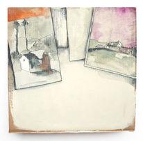 Raum, Zeichnungen, Interieur,