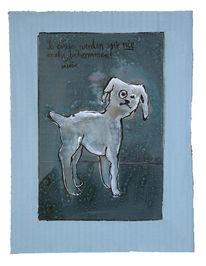 Hund, Stadt, Solingen, Zeichnungen