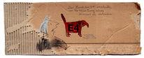 Schlucken, Hund, Schiffe versenken, Zeichnungen