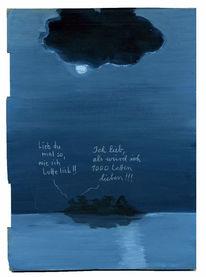 Liebe, Schnecke, Gespräch, Insel