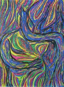 Ohne titel, Modern, Abstrakt, Malerei