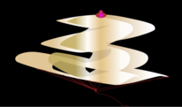 Objekt, Famtasie, Japanisch anmutend, Licht