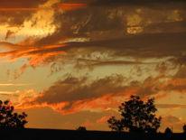 Abend, Himmel, Fotografie, Abendstimmung