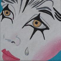 Pirol, Malerei, Venedig, Maskerade