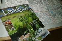 Gips, Zeitschrift, Urlaub, Haltbar